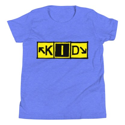 airplaneTees KID Taxiway Art Tee... Youth Short Sleeve T-Shirt 10