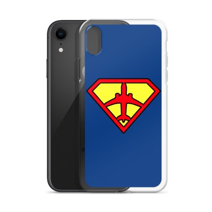airplaneTees Superpilot iPhone Case 16