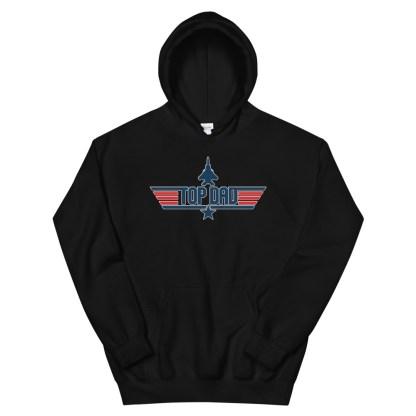 airplaneTees Top Dad Hoodie, Maverick Style 7