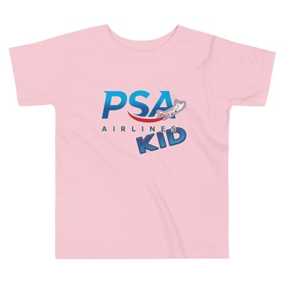 airplaneTees PSA Airlines Kid toddler tee... Short Sleeve 1