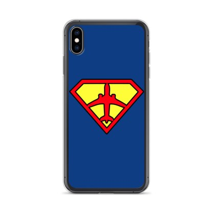 airplaneTees Superpilot iPhone Case 19