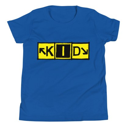 airplaneTees KID Taxiway Art Tee... Youth Short Sleeve T-Shirt 8