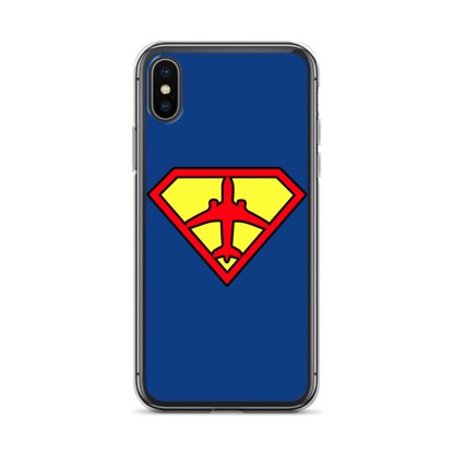 airplaneTees Superpilot iPhone Case 11