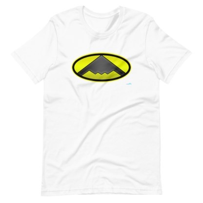 airplaneTees B2 Bomber Batman Tee... Short-Sleeve Unisex T-Shirt 6
