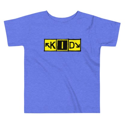 airplaneTees KID Taxiway Art Toddler Tee -Short Sleeve 7