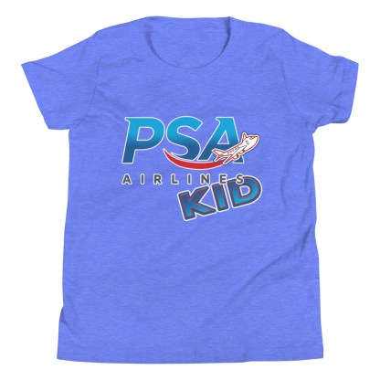 airplaneTees PSA Airlines Kid youth tee... Short Sleeve 11