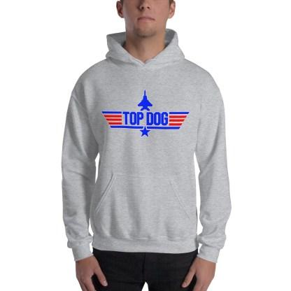 airplaneTees Top Dog Hoodie... Unisex 3