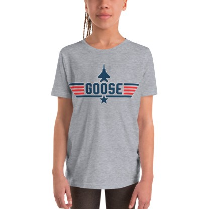 airplaneTees Goose Youth Tee Short Sleeve 2