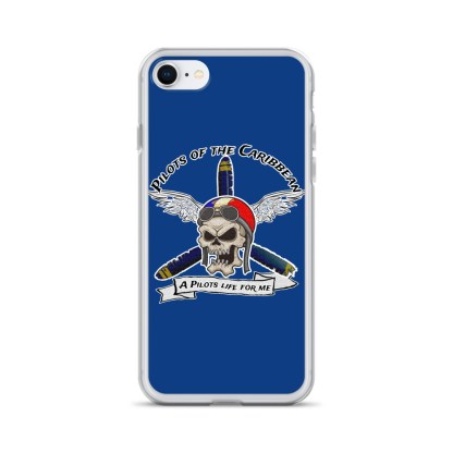 airplaneTees Pilots of the Caribbean iPhone Case 9