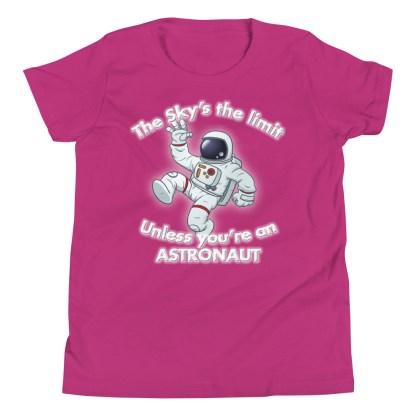 airplaneTees The Sky's the limit tee youth - Option 1... Youth Short Sleeve T-Shirt 10