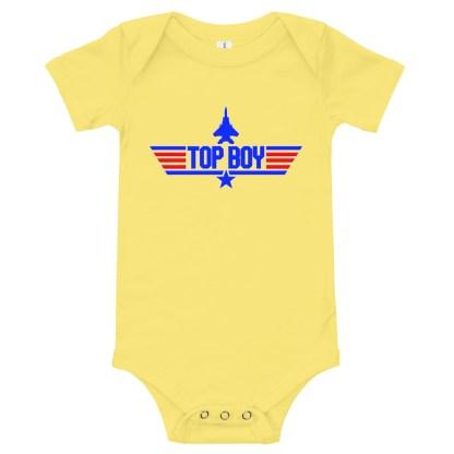 airplaneTees Top Boy Onesie 7