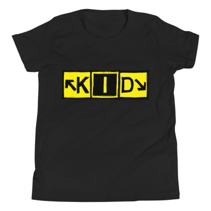 airplaneTees KID Taxiway Art Tee... Youth Short Sleeve T-Shirt 3
