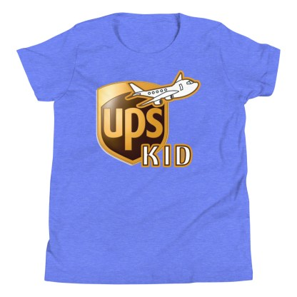 airplaneTees UPS Kid Youth Tee... Short Sleeve T-Shirt 10