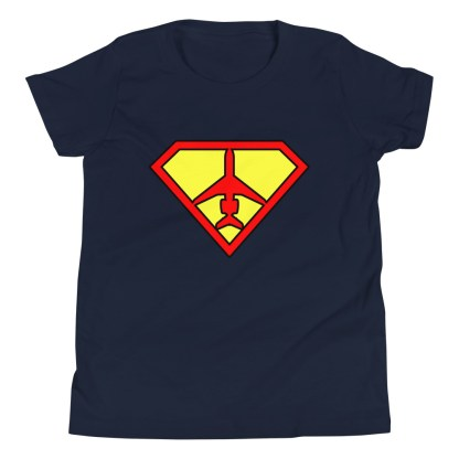 airplaneTees SuperCRJ Pilot Tee... Youth Short Sleeve 5