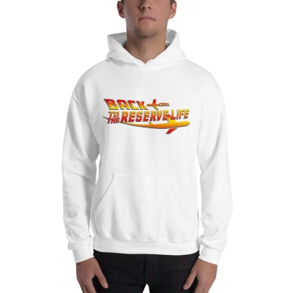 airplaneTees Back to the Reserve Life Hoodie... Unisex 3