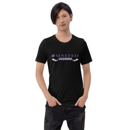 airplaneTees CUSTOM United Guy/Gal Tee Short-Sleeve Unisex 2