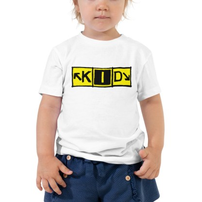 airplaneTees KID Taxiway Art Toddler Tee -Short Sleeve 3