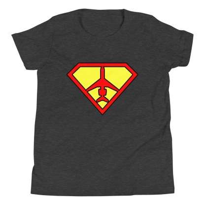 airplaneTees SuperCRJ Pilot Tee... Youth Short Sleeve 6