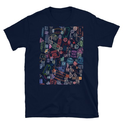 airplaneTees Going Places Tee - Option 2... Short-Sleeve Unisex 7