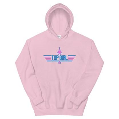 airplaneTees Top Girl Hoodie... Unisex 1