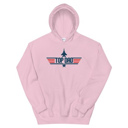 airplaneTees Top Dad Hoodie, Maverick Style 12