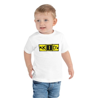airplaneTees KID Taxiway Art Toddler Tee -Short Sleeve 2