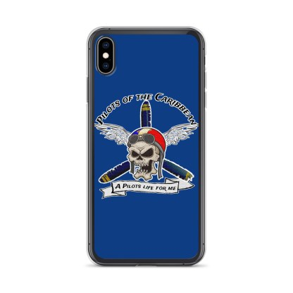 airplaneTees Pilots of the Caribbean iPhone Case 19