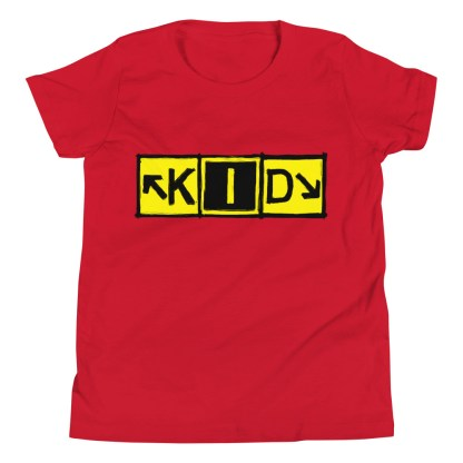 airplaneTees KID Taxiway Art Tee... Youth Short Sleeve T-Shirt 12
