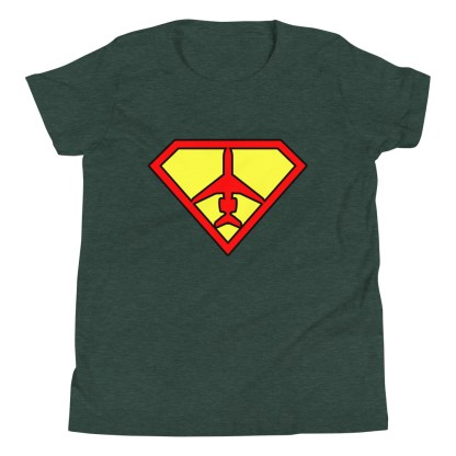 airplaneTees SuperCRJ Pilot Tee... Youth Short Sleeve 4