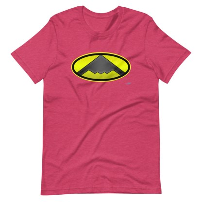 airplaneTees B2 Bomber Batman Tee... Short-Sleeve Unisex T-Shirt 14