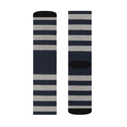 airplaneTees American Airlines Captain socks - Sublimation 3