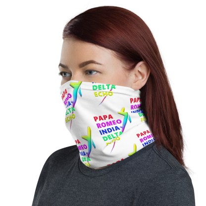 airplaneTees PRIDE Face Mask/Face Covering/Neck Gaiter 3