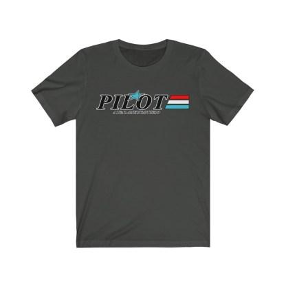 airplaneTees GI Pilot Tee - Unisex Jersey Short Sleeve 4
