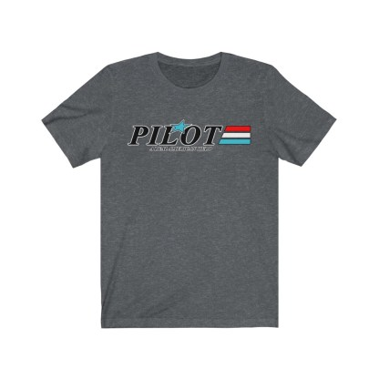 airplaneTees GI Pilot Tee - Unisex Jersey Short Sleeve 8