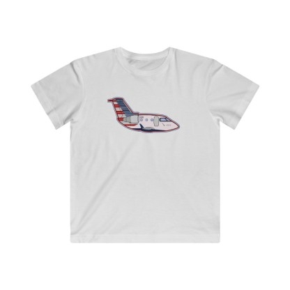 airplaneTees MESA CRJ Youth Tee... Fine Jersey 2