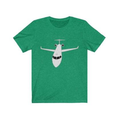 airplaneTees CRJ Tee... Unisex Jersey Short Sleeve 7