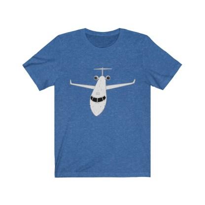 airplaneTees CRJ Tee... Unisex Jersey Short Sleeve 12