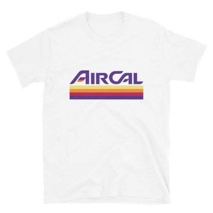 airplaneTees AirCal Logo Tee... Short-Sleeve Unisex 5