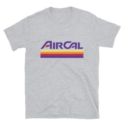 airplaneTees AirCal Logo Tee... Short-Sleeve Unisex 1