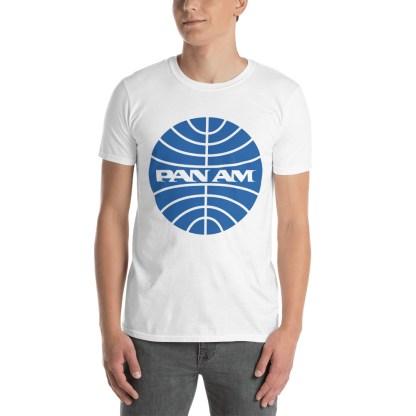 airplaneTees Pan Am Logo Tee... Short-Sleeve Unisex 2
