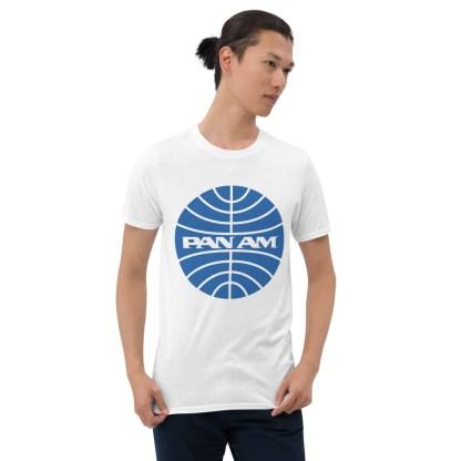 airplaneTees Pan Am Logo Tee... Short-Sleeve Unisex 3