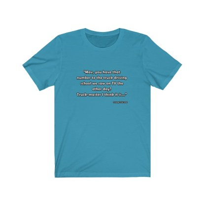 airplaneTees Goose Quote Tee... Unisex Jersey Short Sleeve 8