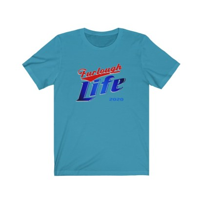 airplaneTees Furlough Life Tee... Unisex Jersey Short Sleeve 8