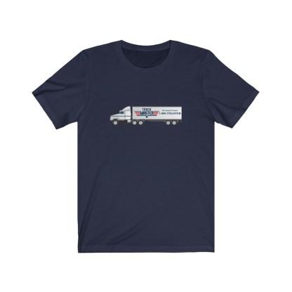 airplaneTees Truck Master Tee Option 1... Unisex Jersey Short Sleeve 10