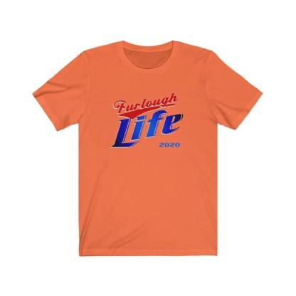 airplaneTees Furlough Life Tee... Unisex Jersey Short Sleeve 3