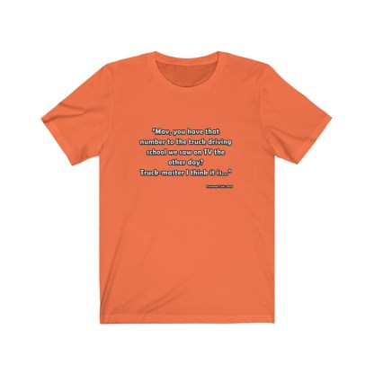 airplaneTees Goose Quote Tee... Unisex Jersey Short Sleeve 3