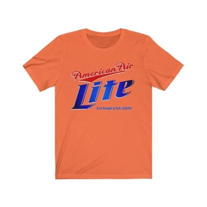 airplaneTees American Air Lite Tee... Unisex Jersey Short Sleeve 4