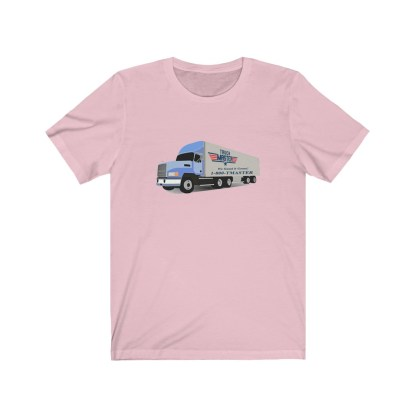 airplaneTees Truck Master Tee Option 2... Unisex Jersey Short Sleeve 10