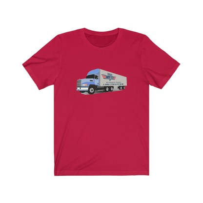 airplaneTees Truck Master Tee Option 2... Unisex Jersey Short Sleeve 11
