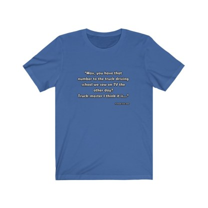 airplaneTees Goose Quote Tee... Unisex Jersey Short Sleeve 9